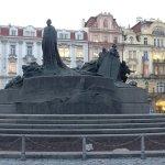 Monumento Jan Hus