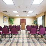 Spacious meeting room - perfect for small groups and meetings
