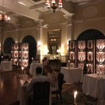 Livingstone Room at Victoria Falls Hotel