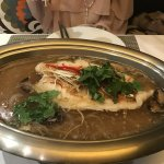 Steamed Fish. Delicious