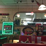 Dining area Tios