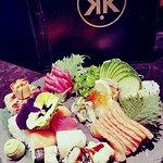 Sushi Sashimi Combo Fusion :)
