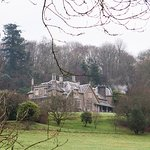 View of Hotel Endsleigh from the gardens