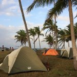Campin Island and Coco Blanco