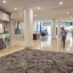 Airport Lobby Terminal