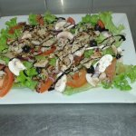 Nos salades...