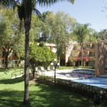 Marriott Puebla Hotel Meson del Angel Foto