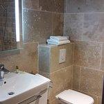 Salle de bain toute neuve !