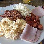 El Desayuno, Muy bueno!!!