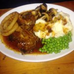 Lamb Shank - tender, meat off the bone & delicious