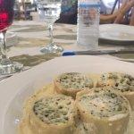 ROTOLO di ricotta e spinaci