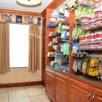 Suite Shop  - Stocked with all the essentials including ice cream!