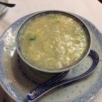 Zuppa di pinne di pescecane