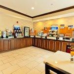 Holiday Inn Express Bothell Breakfast Bar