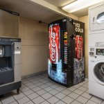 Vending Laundry Area