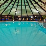 Swimming Pool at Crowne Plaza Cleveland South
