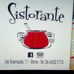 Photo de Sistorante