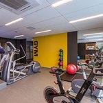 Salle d'entraînement 24h / Gym 24h