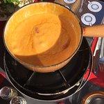Top fondue aux piments