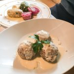 tris kenederli + buchweizen/gorgonzola kenederli