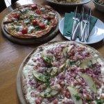 Pizzas excelentes!
