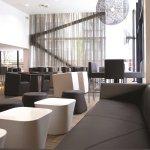 The vibrant and elegant Glasshouse Bar