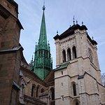 Guglia e campanile della cattedrale