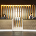 The Quincy Hotel Front Desk