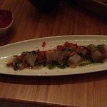 Gebeizter Tunfisch