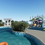 Found these on Facebook..3D version of what the waterpark at the Tofinis should hopefully look l
