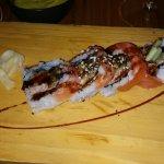Sushi - Huhn/Teriyake
