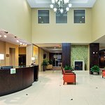 Step into our comfortable Lobby