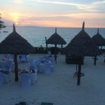 The best place to stay in Zanzibar. Luxurious rooms, spacious bathroom, amazing sunset views fro