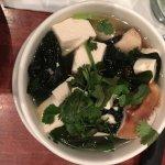 Tofu Seaweed Soup