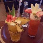De très beaux et bons cocktails au Charlys bar