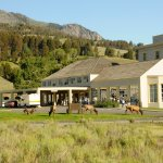 Mammoth Hot Springs Hotel & Cabins