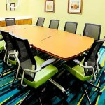 Our Lake Charles hotel's Bayou Boardroom
