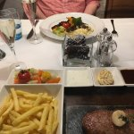 Fantastic food! Staff were friendly and delivered a great service. Would defiantly come back!