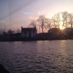 Pictures taken from the ferry to the ferry inn. Only £1.30.