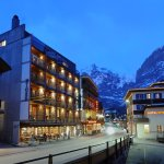 Eiger Selfness Hotel Foto