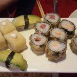 Sushi de calidad