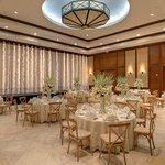 Grand Ballroom    Wedding Setup