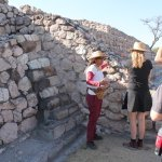 Roxanne explains how the mesoamerican people approached this site.