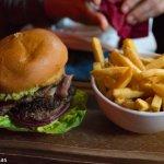 Brooklyn Dodger Burger