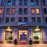 Foto de Radisson Blu Hotel, Bremen