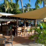 beach restaurant ,- bar
