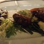 The lamb trio. Yum especially the spicey sausage and roast.