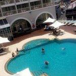 Pool at Crowne Plaza Terrigal
