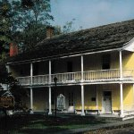 Dubois House, formerly Dubois Fort