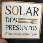 Solar dos Presuntos Foto